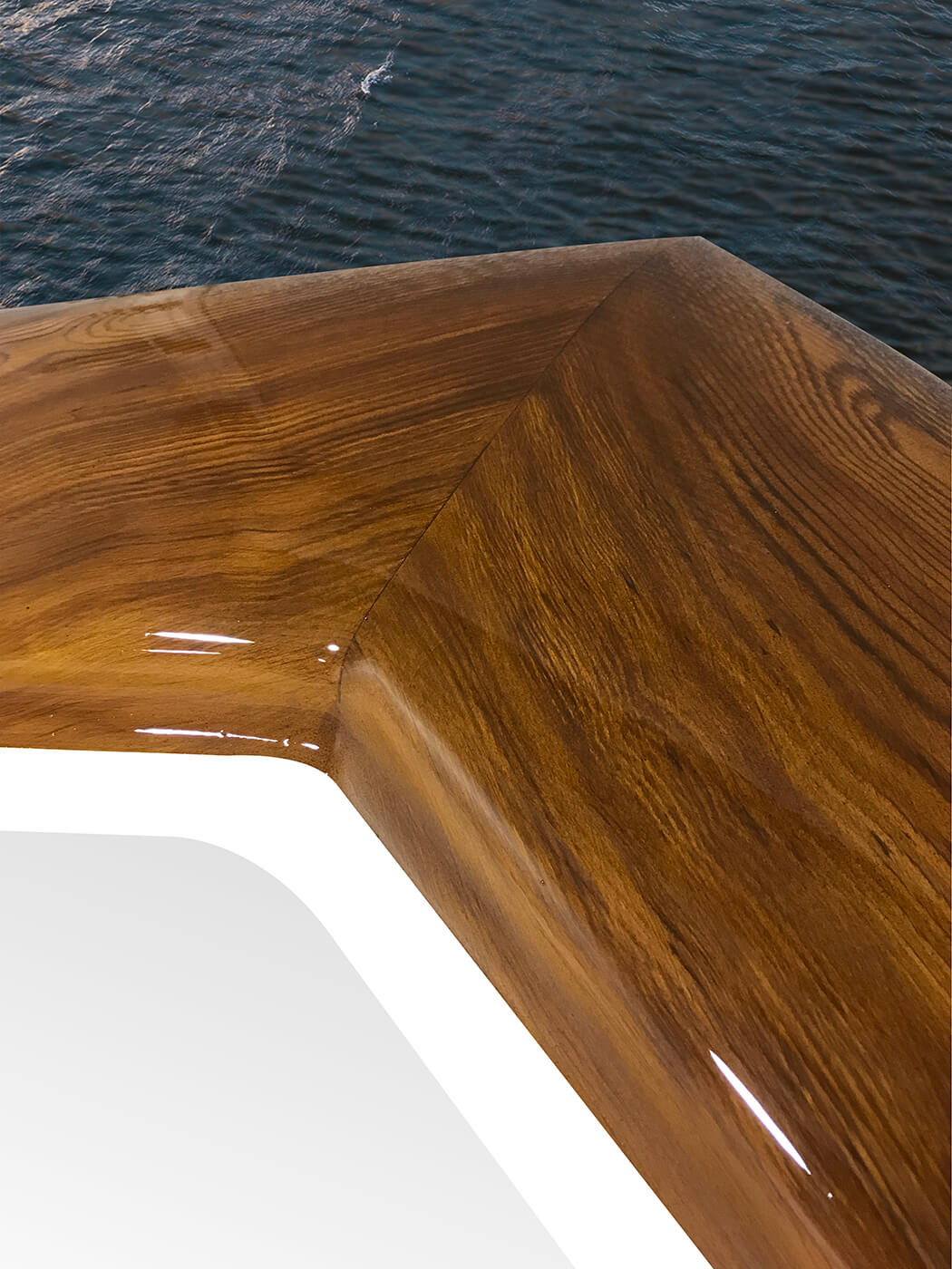 Shearline Boatworks Morehead City North Carolina Faux Teak
