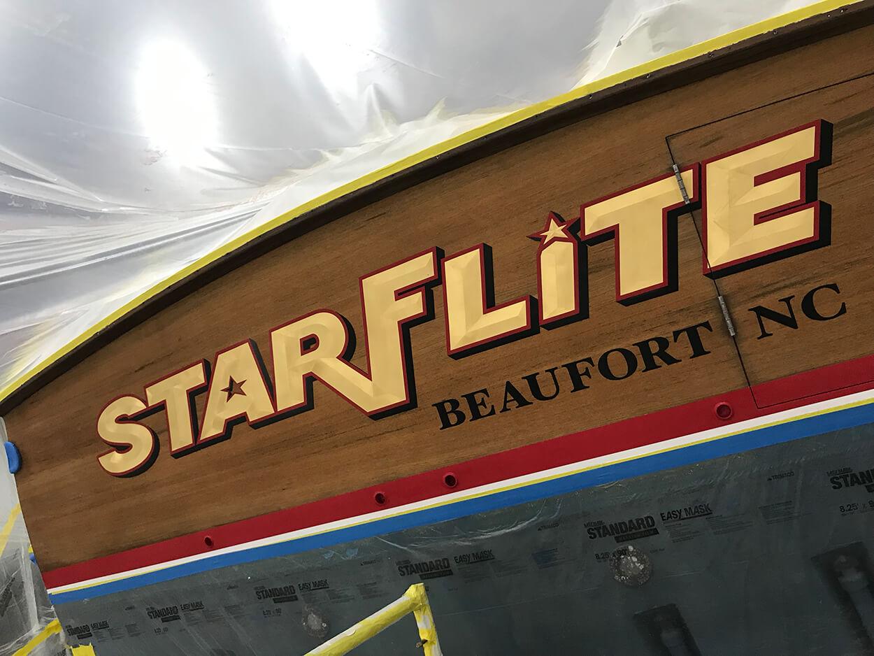 Starflite Beaufort North Carolina
